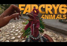 Видео: разновидности животных и взаимодействие с ними в новом ролике Far Cry 6