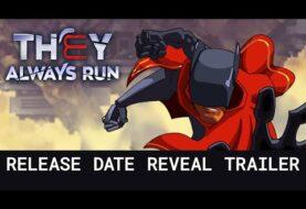 Космический вестерн They Always Run получил точную дату релиза и анимационный трейлер