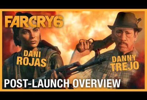 В Far Cry 6 планируются кроссоверы с Дэнни Трехо, Рэмбо и Очень странными делами