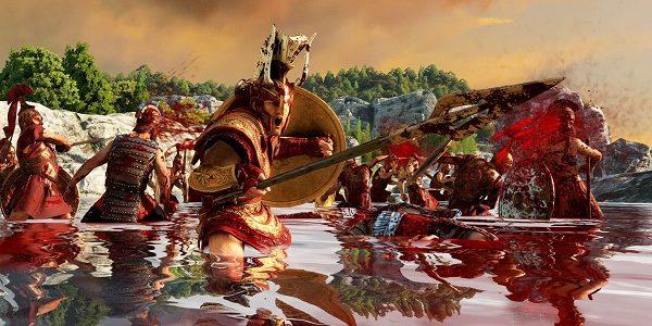 Подробности и трейлер кровавого дополнения для Total War Saga: TROY
