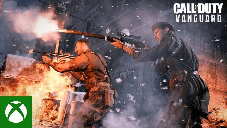 Call of Duty®: Vanguard BETA Trailer