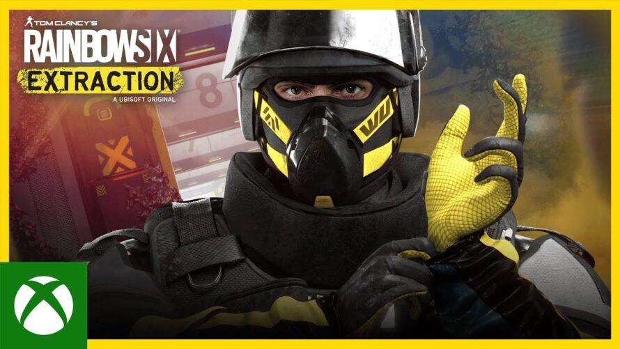 Rainbow Six Extraction: Doc — Operator Showcase | Ubisoft [NA]