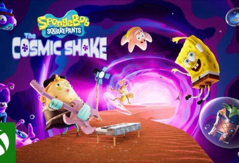 SpongeBob SquarePants: The Cosmic Shake – Announcement Trailer