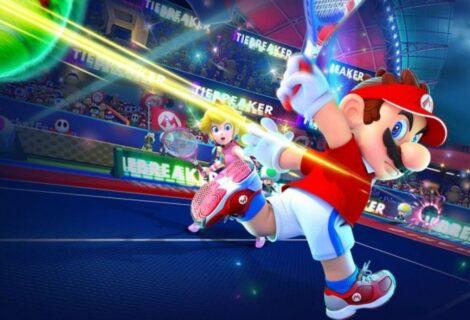 Обзор Mario Tennis Aces — яркий коктейль из тенниса, экшена и ролевой игры
