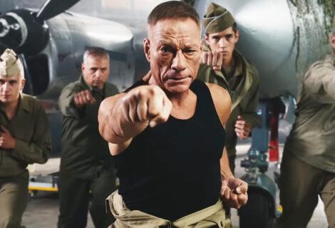 Ван Дамм во Второй мировой — 60-летний актер показал свои коронные удары в рекламе военной игры
