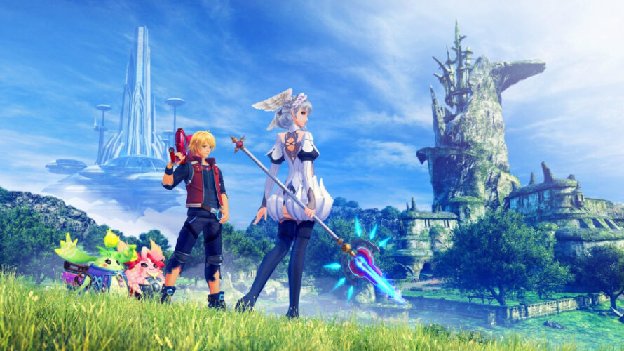 JRPG Done Right! Xenoblade Chronicles: Definitive Edition – ProGamer.Ru
