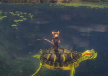Показаны новые кадры геймплея игры A Rat's Quest - The Way Back Home